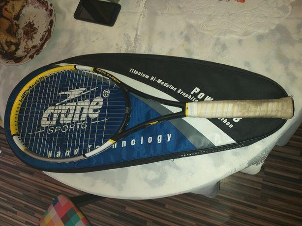 Rakieta do tenisa ziemnego Crane Sports z futerałem