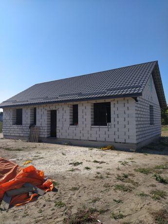 Кладка газобетона-газоблока,бетонные работы: