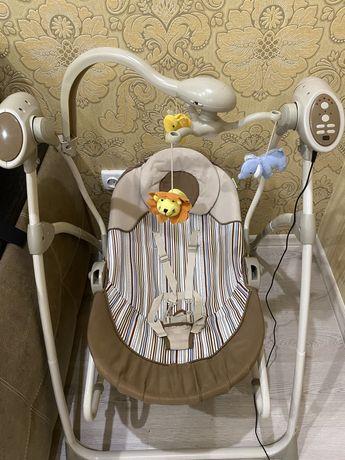 Качеля для новорожденных