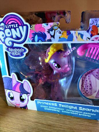 Kucyk Pony - Princess Twilight Sparkle Glitter celebration