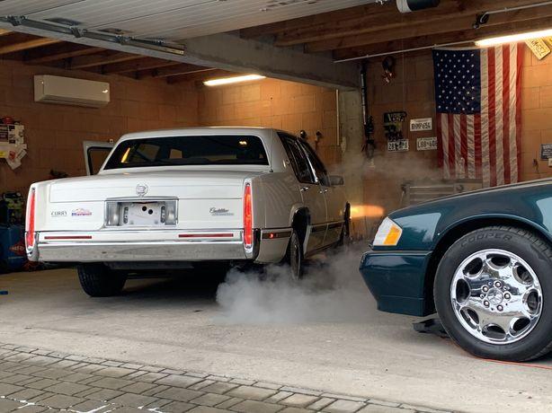 Cadillac Deville sedan 1992 Igla perfekcyjny okazja