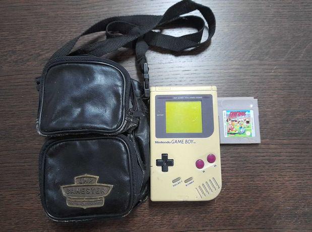 Game Boy DMG + bolsa e jogo
