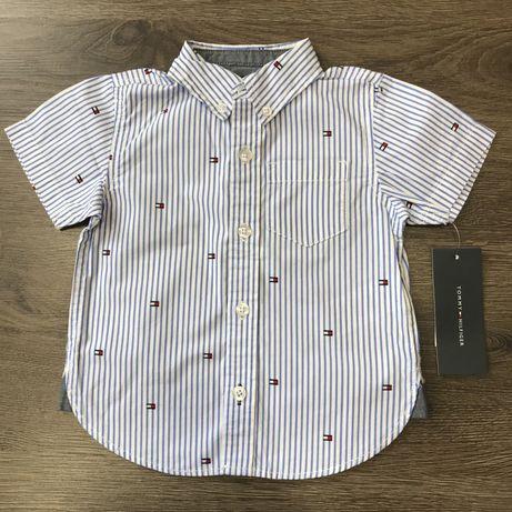 Новая рубашка Tommy Hilfiger