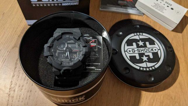 G-SHOCK x GA-735A-1AER Limitado 35 Aniversario Relógio Watch Casio