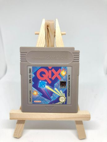 QIX Game Boy Gameboy Classic
