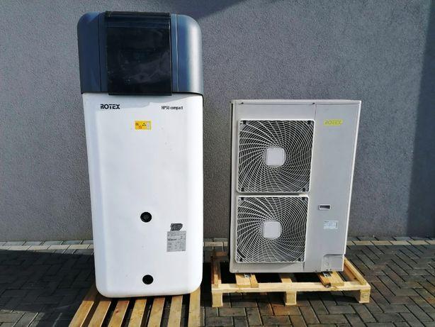 Pompa ciepła ROTEX DAIKIN 14KW hybridcube HPSU Compact 516