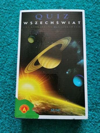 Quiz Wszechświat