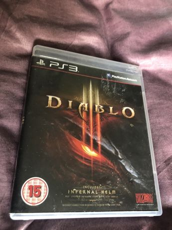 Diablo III 3 Ps3