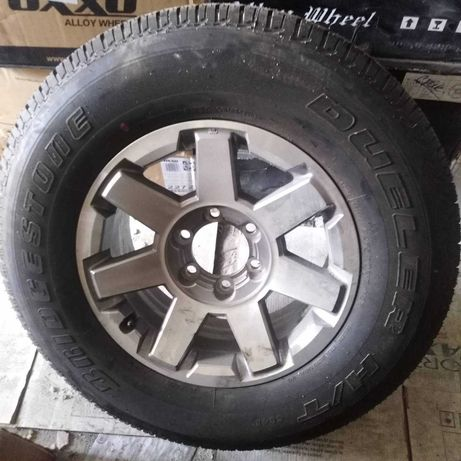 Оригінальний диск Toyota FJ Cruiser + шина / ( НОВІ )