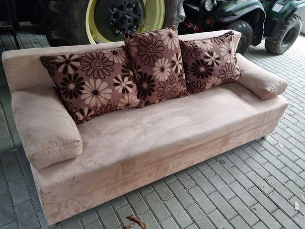 Tapczan sofa rogówka