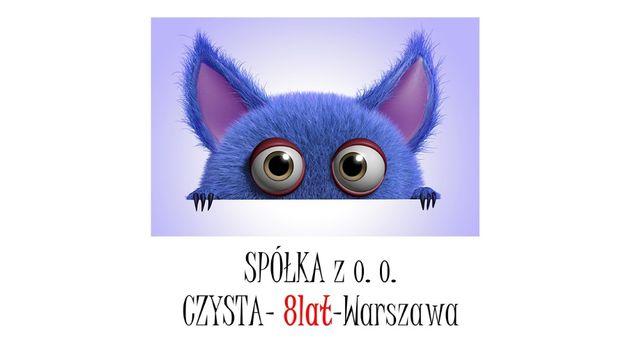 !!!Sprzedam czystą spółkę z o. o. – 8 lat - Warszawa