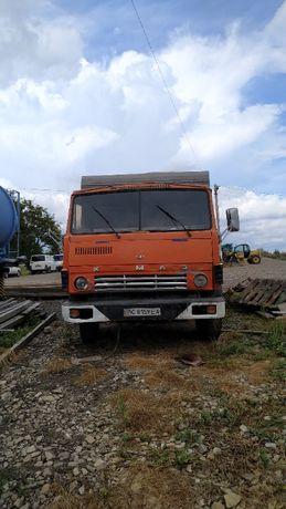 Камаз-самоскид-С 5511,1988