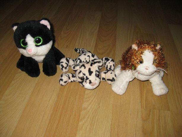 Мягкие игрушки,домашний зоопарк,рычащий и передвигающийся тигр .