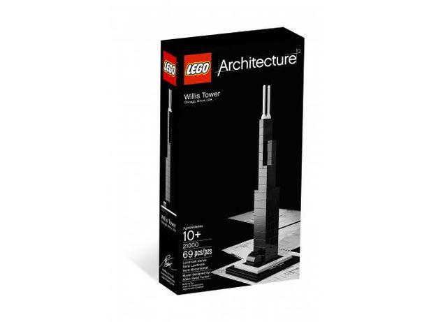 LEGO ARCHITECTURE 21000 Willis Tower Nowe