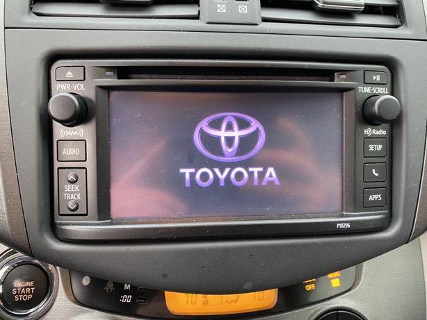 Продам оригинальную магнитолу Toyota Rav4 06-12