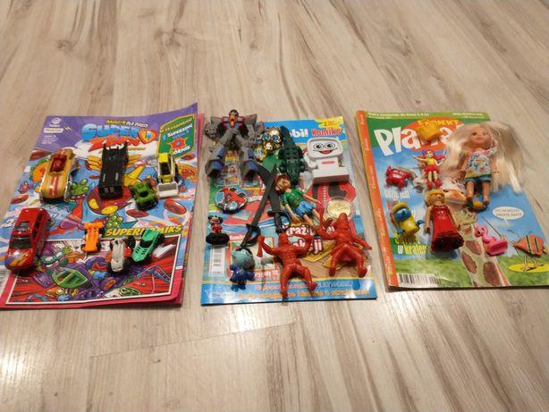 Zabawki i akcesoria