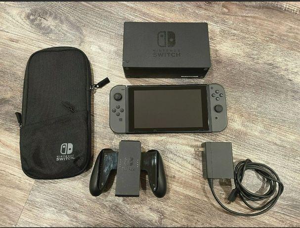 Nintendo Switch como nova