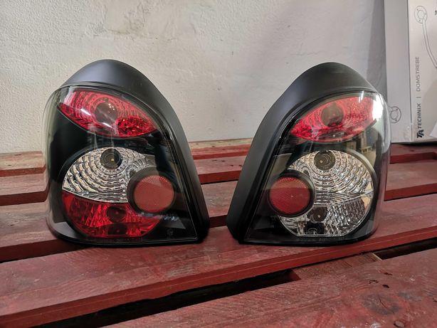 Farolins Black Renault Twingo 93-98 - Novos