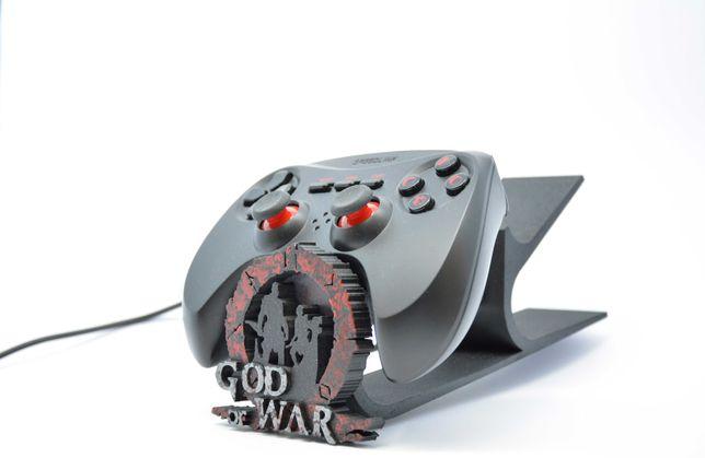 God of War e outros - stand de comando Xbox, playstation, pc