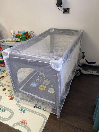 Универсальная большая москитная сетка для манежа, кроватки