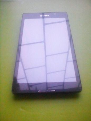 Дисплей + Тачскрин в Корпусе Sony Xperia C2305
