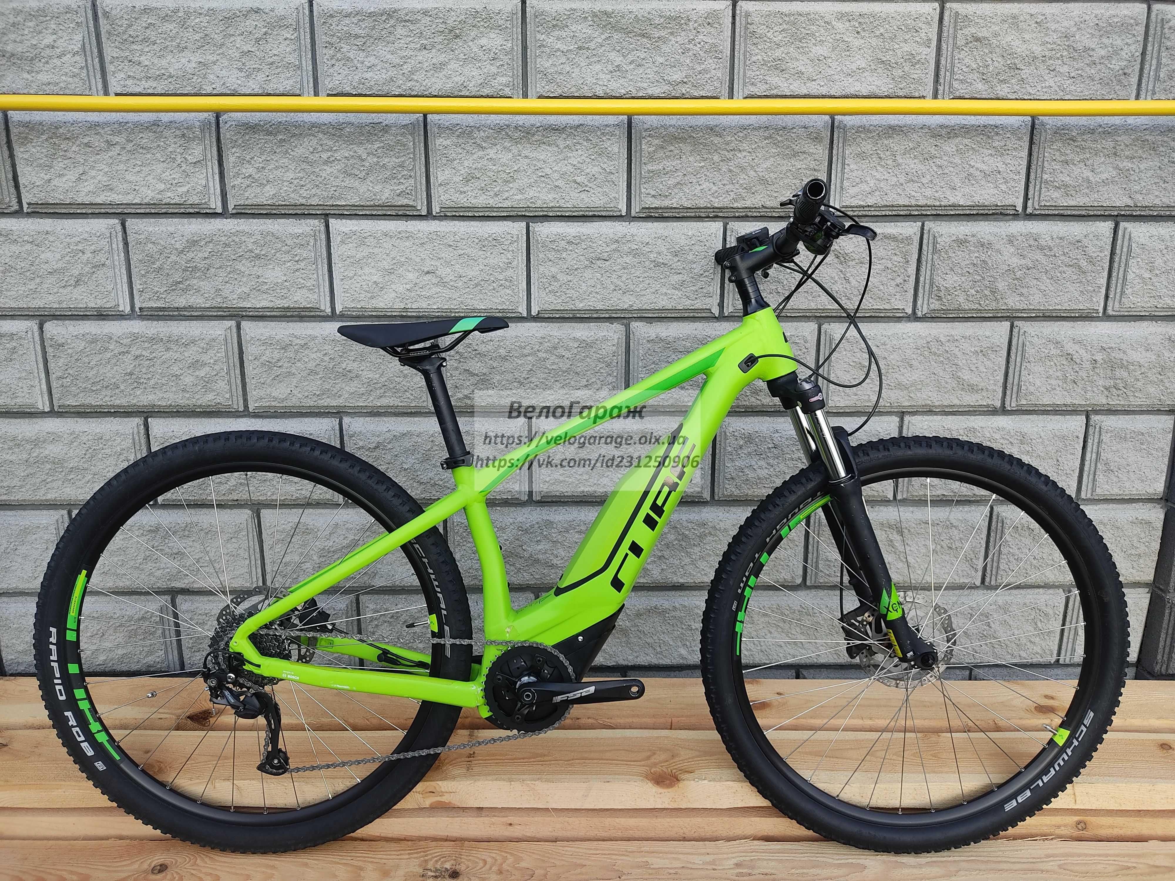 Cube Acid Hybrid ONE 500 электровелосипед e-bike електровелосипед