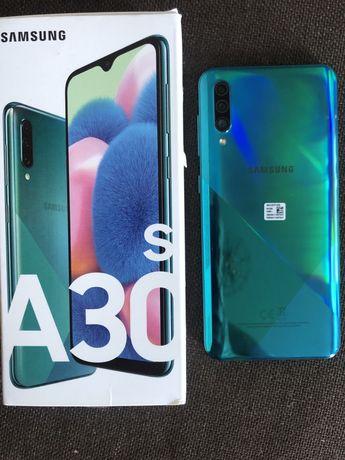 Samsung A30s 64GB Dual Sim Zielony Gwarancja