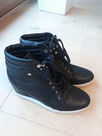 buty sneakersy botki Kazar