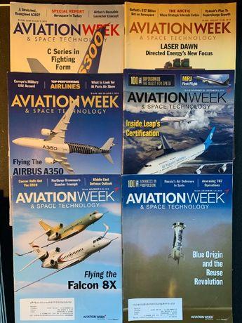 "Журналы США ""Aviation Week & Space Technology"""""