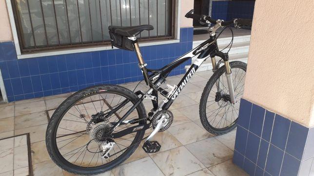 Bicicleta Specialized FSR XC comp M4