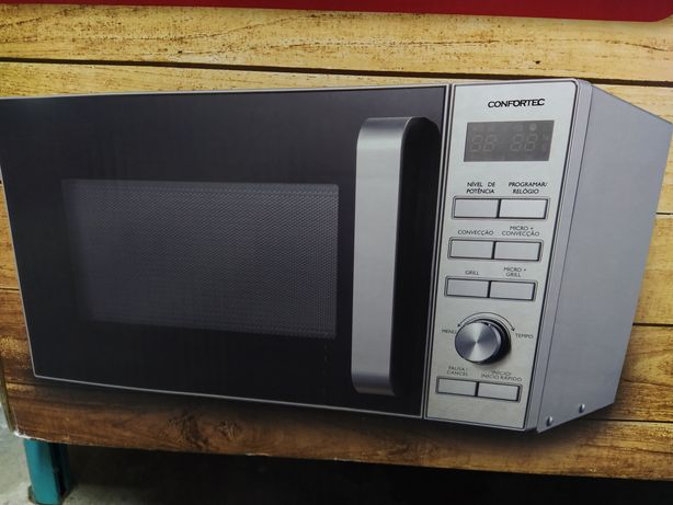 Microondas confortec Grill 30L