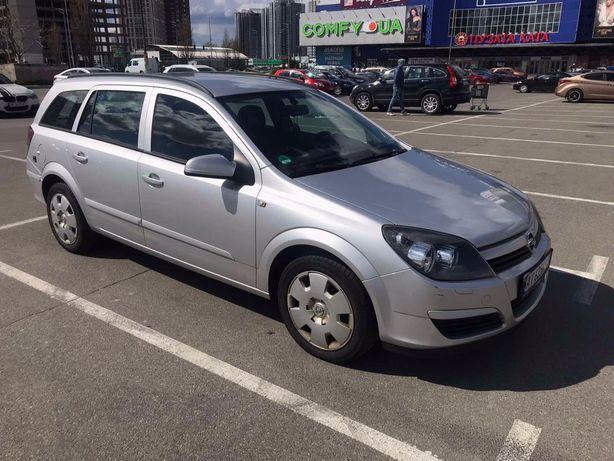 Opel Astra H газ/бензин универсал