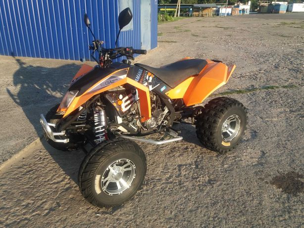 Квадроцикл Speed gear EGL 300
