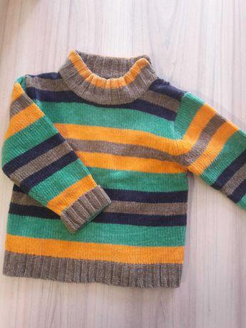 sweterek rozm 104