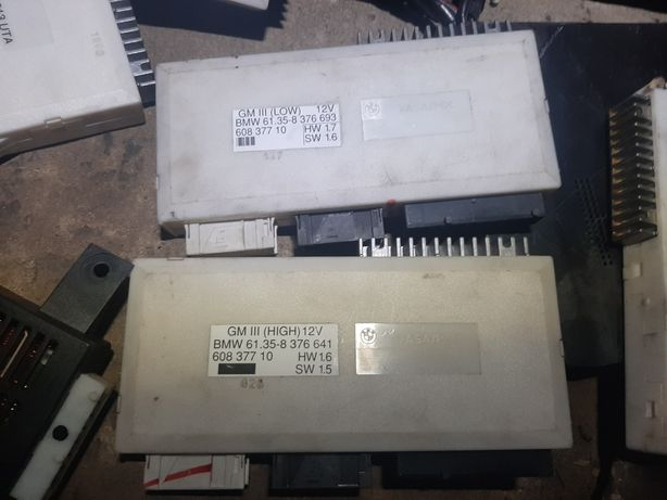 Sterownik moduł komfortu bmw e39 e38