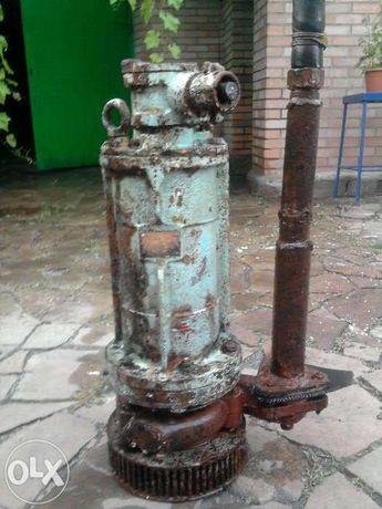 Насос заливочный погружной НЗП - 1М