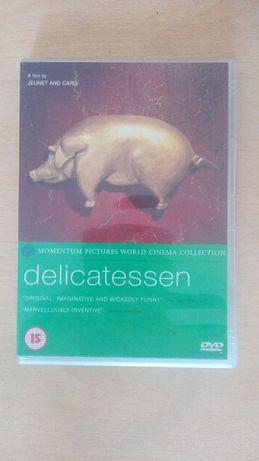 Delicatessen Jeunet and Caro DVD