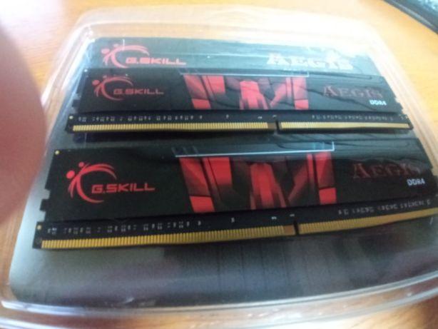 Pamięć RAM G.SKILL DDR4 16 GB: 2x8 GB 3200MHz