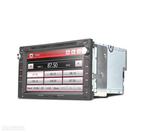 "AUTO RADIO 2DIN 7"" SEAT USB GPS TACTIL HD"