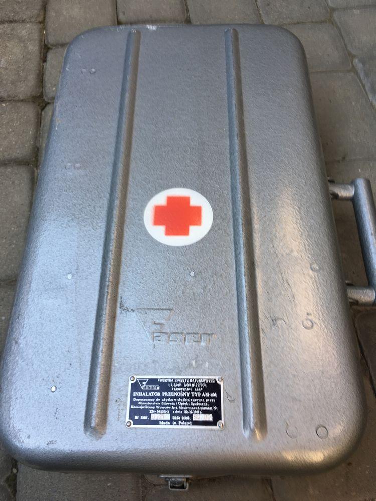 Inhalator tlenowy TYP AM-2M