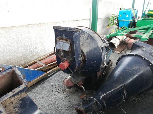 Линия гранулирования отходов аграрного производства на базе ОГМ-1,5