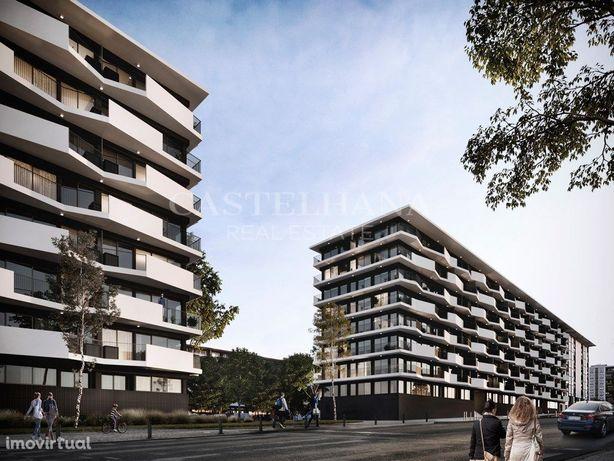 Apartamento T3 em novo empreendimento junto ao Parque das...