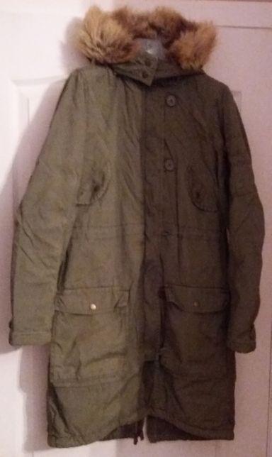 Куртка -Парка-H&M для девочки подростка