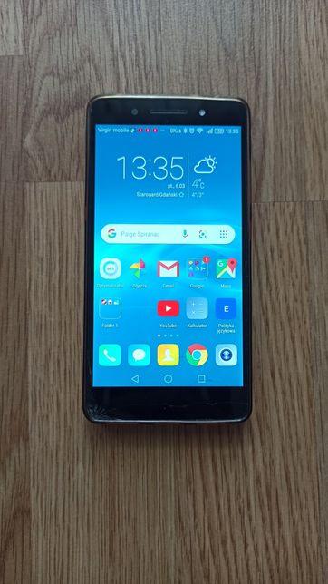 Honor 7 dual active aktywne 2 karty SIM GPS LTE gwarancja Huawei