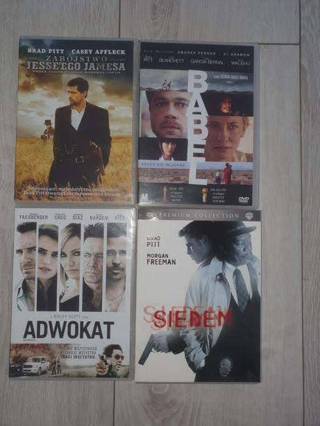 Brad Pitt 4 filmy