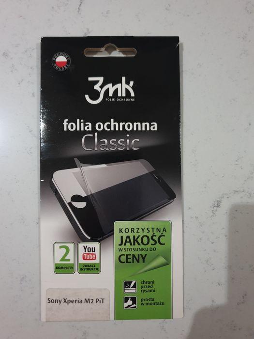 Folia ochronna Sony Xperia M2 przód i tył Częstochowa - image 1