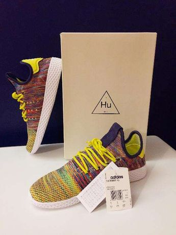 Adidas Pharrell Williams Tennis Hu Multicolor 43