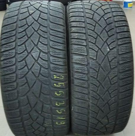 255/35R19 96V Dunlop SpWinterSport 3D