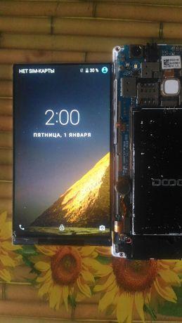 Doogee x5max дисплей.