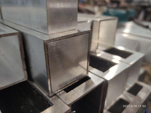 Maskownica  ceownika, nitów do ogrodzenie nowoczesne aluminiowe